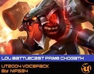 LoL - Battlecast Prime Chogath