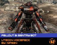 Fallout 3: Sentry Bot