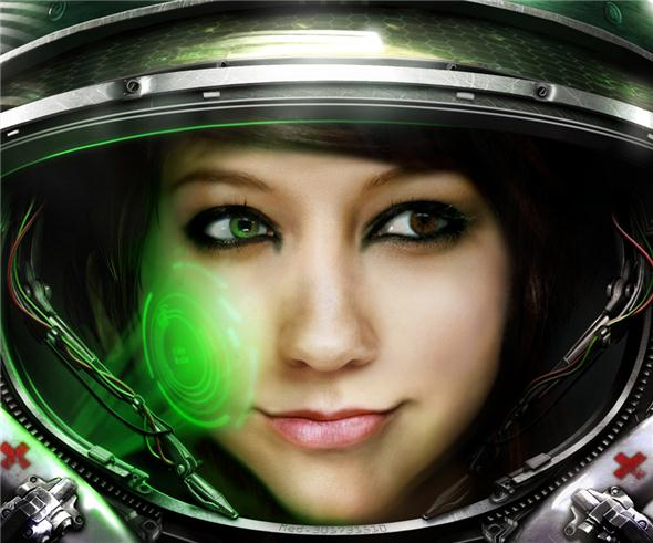 Starcraft 2 Medic