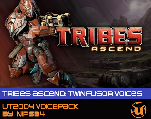 Tribes Ascend: Twinfusor Voices