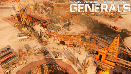 [ Generals Evolution ] Desert Environments