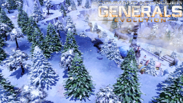 [ Generals Evolution ] Snowy/Blizzard Environments