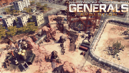 [ Generals Evolution ] Urban Environments