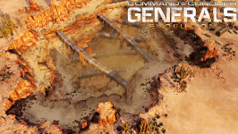 [ Generals Evolution ] Desert Environments 2