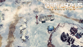 [ Generals Evolution ] Artic Stronghold