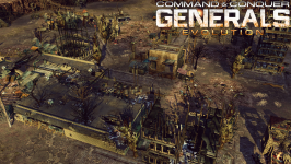 [ Generals Evolution ] Junktown