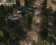 Generals Evolution - Screenshots from maps