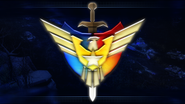 C&C Generals Evolution : USA Logo Art