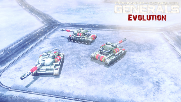 [ Generals Evolution ] New Battlemaster model