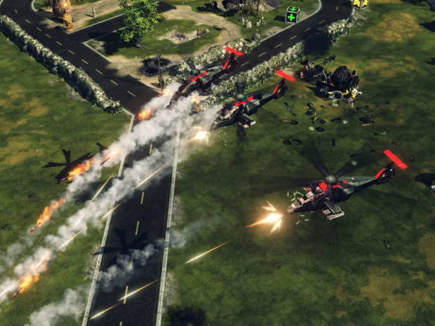 Command And Conquer : Generals Evolution : Media