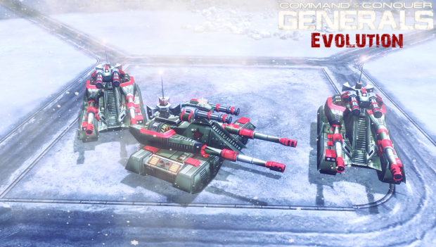 [ Generals Evolution ] Emperor