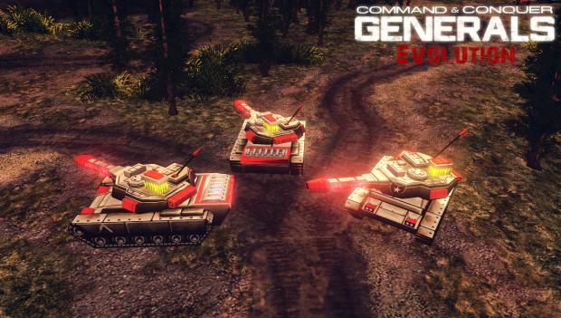 [ Generals Evolution ] Laser Crusader