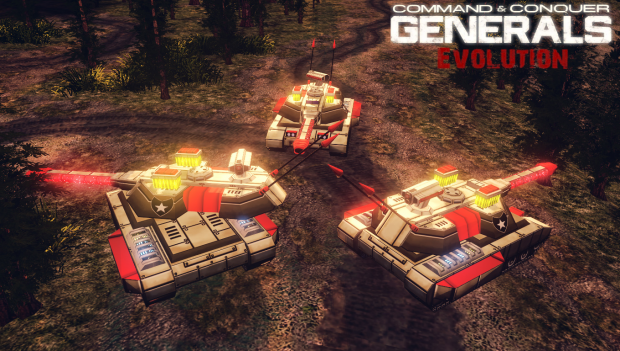 [ Generals Evolution ] Laser Paladin