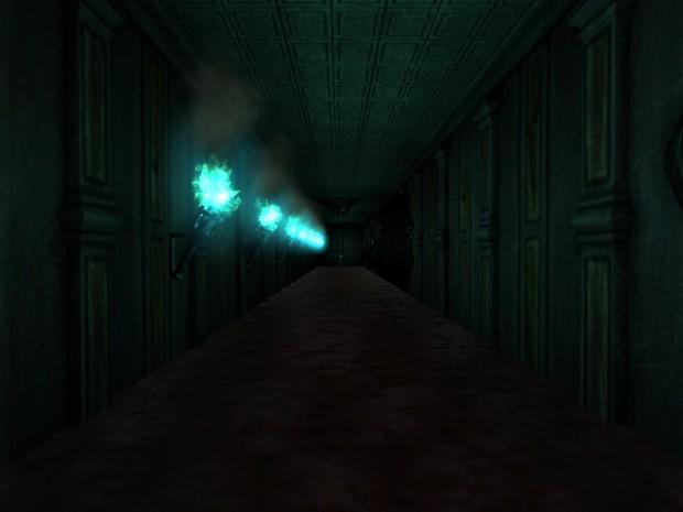 Nightmare scene