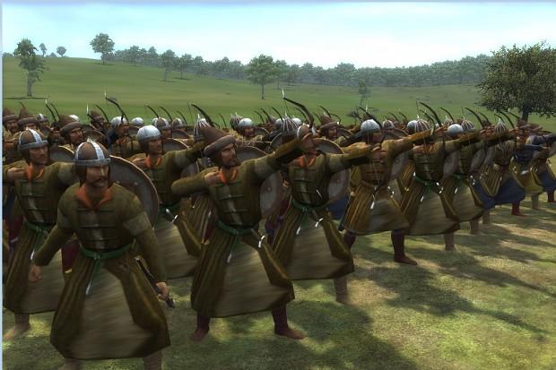 Khand : Variag Archers