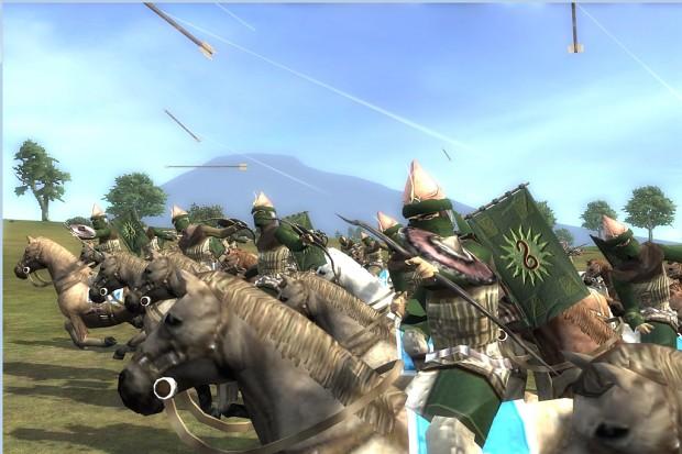Khand Horse Archers
