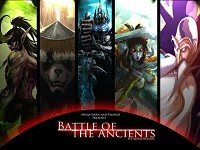 Battle of The Ancients Wallpaper 2