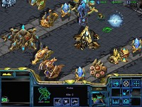 Protoss buildings preview