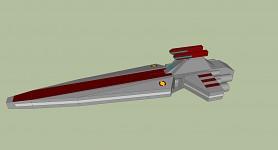 commando ship rep Venator (WIP)