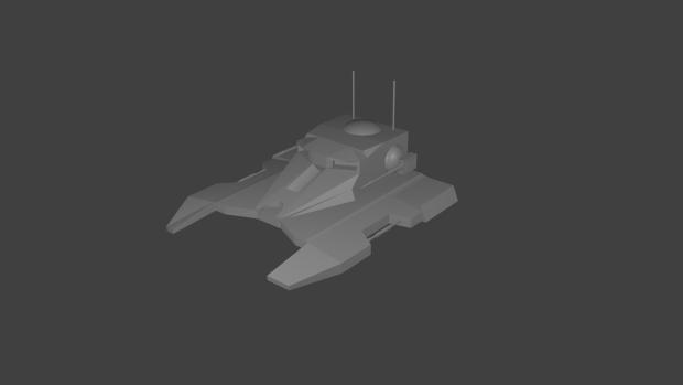 Saber-tank