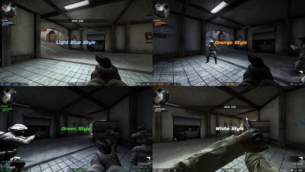 Screenshots of righT.GUI V1.0