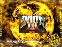 Doom 3 RPG Main Menu!