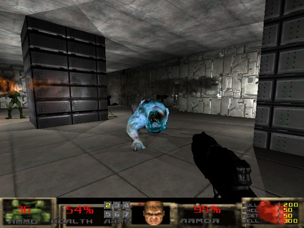 Doom 3 RPG Sector 1!