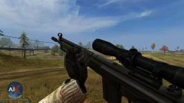 G3SG/1, QBU-88, M4A1 and New shader