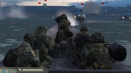 New landing map