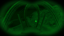 MLRS vehicles & Night Vision