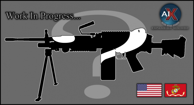 WIP New US Weapon