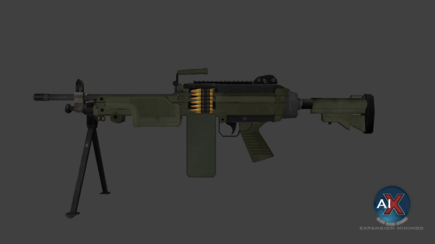 C9A2 and M16A4 w/ M320