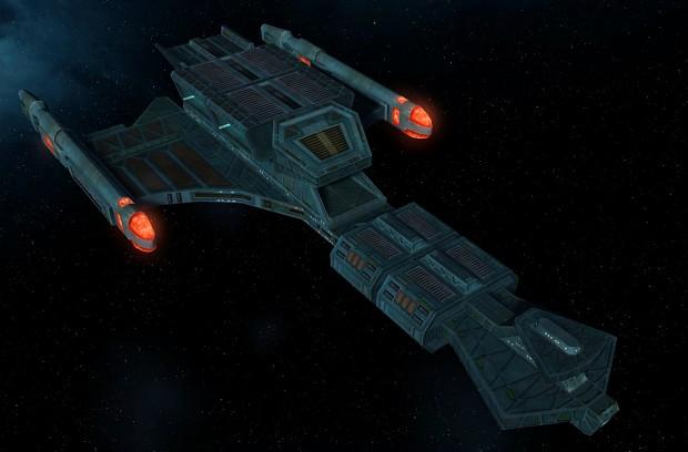 Klingon Fek'lhr and SuQ'Jagh