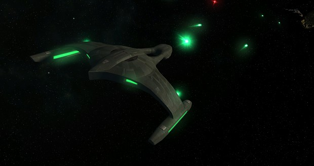 New Romulan Frigate