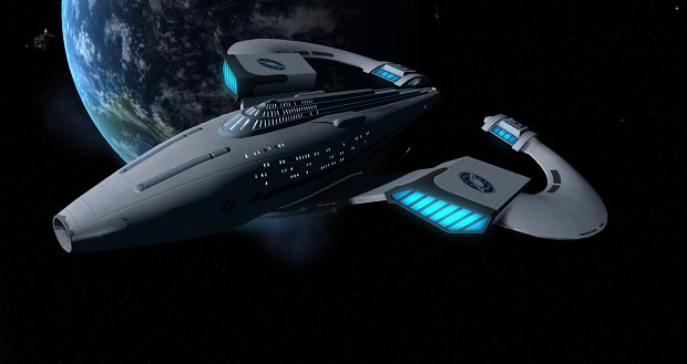 New Federation Envoy
