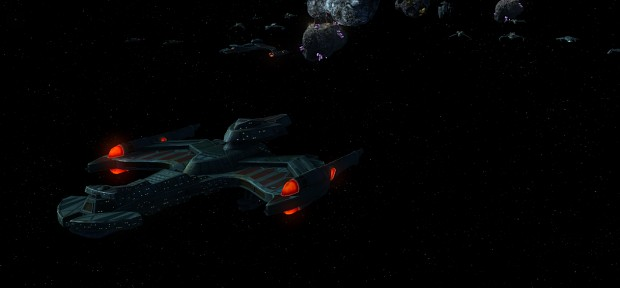 Klingon vs Federation