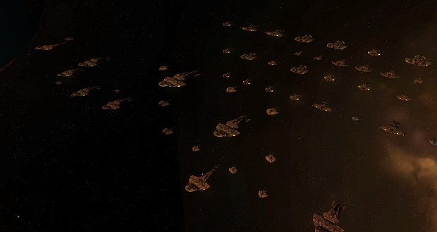 Union fleet ready for action