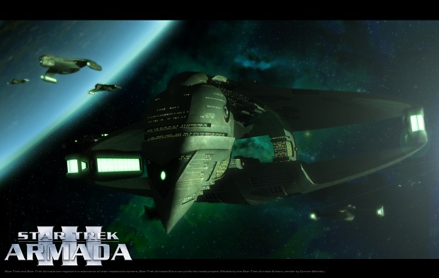 Romulans...