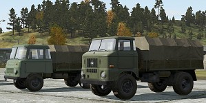 NVA trucks by me from P85 forA2OA