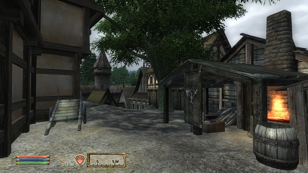 Fuhrmannsheim - first ingame screenshots