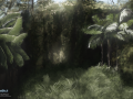Men of Oath - Jungle Concept Art