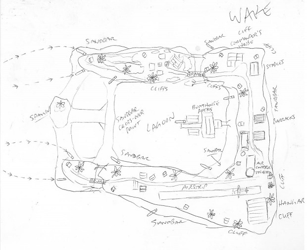 Wake Layout