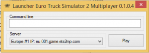 ETS 2 MP Launcher