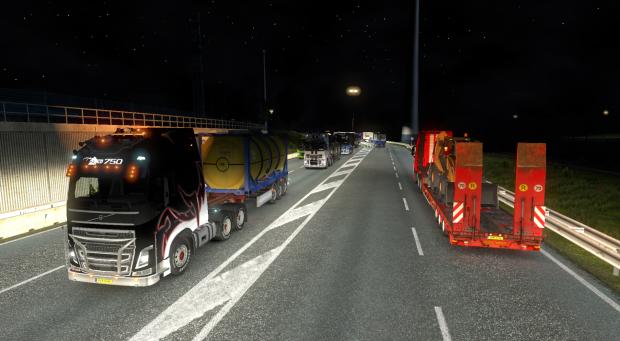 Rotterdam - Euro Port - Traffic