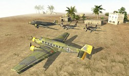Ju-52 Crete skin