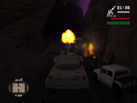 Screenshots from GTA: DX