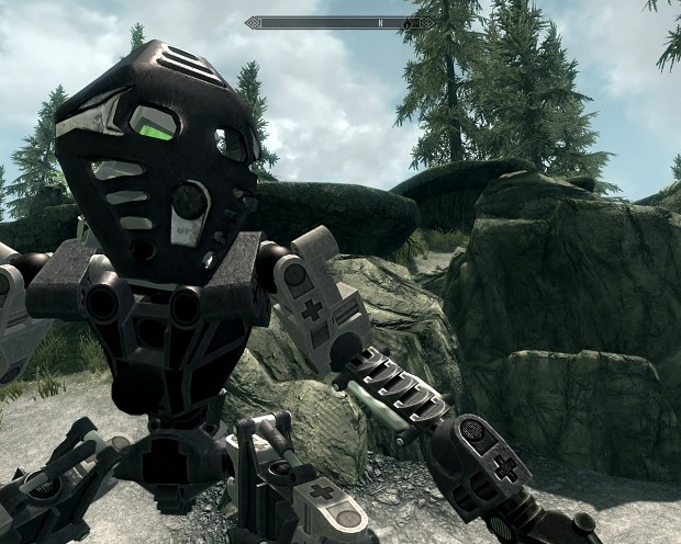 New Toa Onua Armor