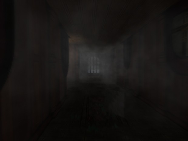 The (Foggy) First Floor - WIP