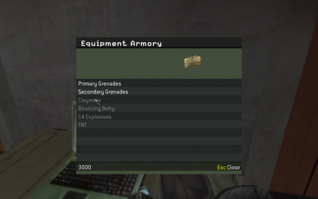 RoZo - v0.6 Equipment Armory