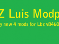 LBZ Luis Mod-Pack (Lemmingball Z)